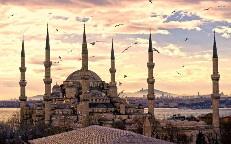 Moschea Blu, Istanbul