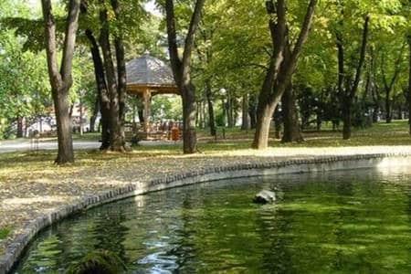 parco termale Niska Banja aNis.