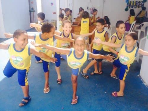volontariato in brasile