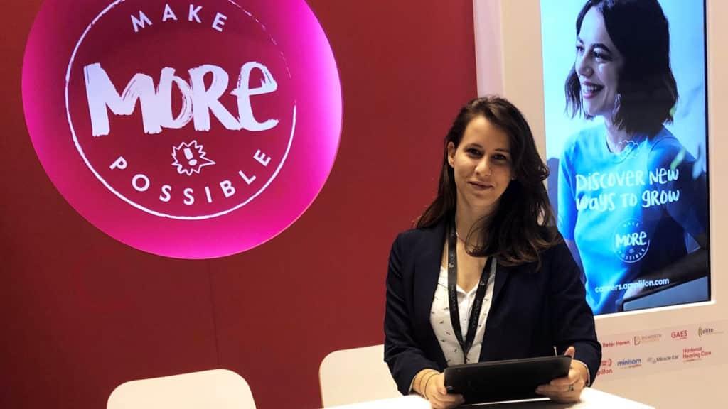Giusi Marmaglio, AIESEC Global Coordinator & Talent Acquisition Intern